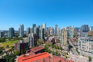 """Photo 21: 2701 1201 MARINASIDE Crescent in Vancouver: Yaletown Condo for sale in """"The Peninsula"""" (Vancouver West)  : MLS®# R2602027"""
