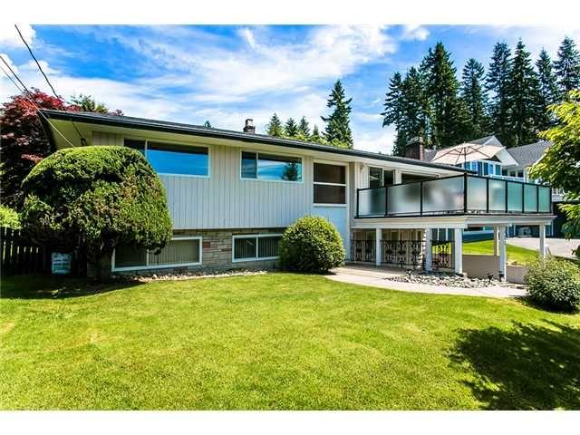 Main Photo: 460 GENOA Crescent in North Vancouver: Upper Delbrook House for sale : MLS®# V1011660