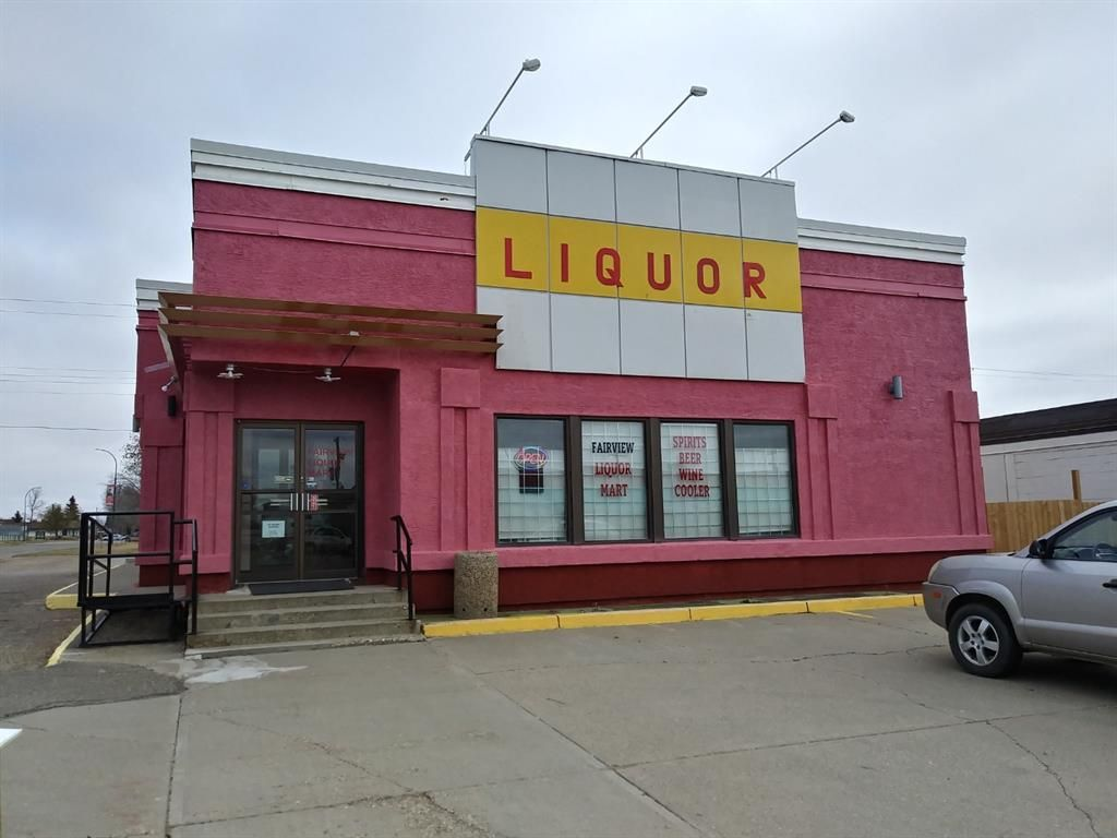 Main Photo: 10215 110 Street in Fairview: A-0107 Business for sale : MLS®# A1109787