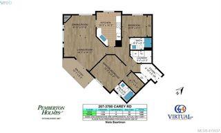Photo 11: 207 3700 Carey Rd in VICTORIA: SW Gateway Condo for sale (Saanich West)  : MLS®# 823245