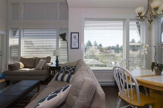 """Photo 5: 415 33539 HOLLAND Avenue in Abbotsford: Central Abbotsford Condo for sale in """"THE CROSSING"""" : MLS®# R2159342"""