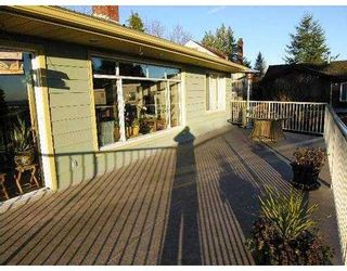 Photo 5: 4272 RUMBLE Street in Burnaby: South Slope House for sale (Burnaby South)  : MLS®# V691398