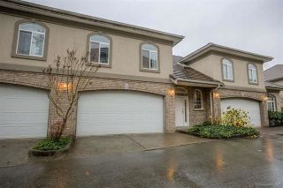 Main Photo: 5 915 FORT FRASER RISE in Port Coquitlam: Citadel PQ Townhouse for sale : MLS®# R2230819