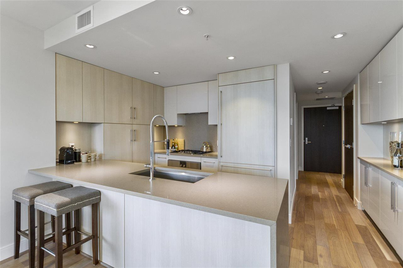 """Main Photo: 503 210 SALTER Street in New Westminster: Queensborough Condo for sale in """"PENINSULA"""" : MLS®# R2579738"""