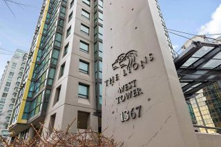 """Main Photo: 808 1367 ALBERNI Street in Vancouver: West End VW Condo for sale in """"THE LIONS"""" (Vancouver West)  : MLS®# R2565405"""