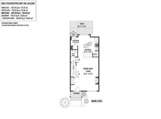 Photo 4: 2965 Peacekeepers Way SW in Calgary: Garrison Green Row/Townhouse for sale : MLS®# A1135456