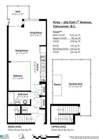 Photo 12: 704 384 E 1ST Avenue in Vancouver: Strathcona Condo for sale (Vancouver East)  : MLS®# R2620551