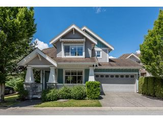 "Photo 1: 67 15288 36 Avenue in Surrey: Morgan Creek Townhouse for sale in ""Cambria"" (South Surrey White Rock)  : MLS®# R2175479"
