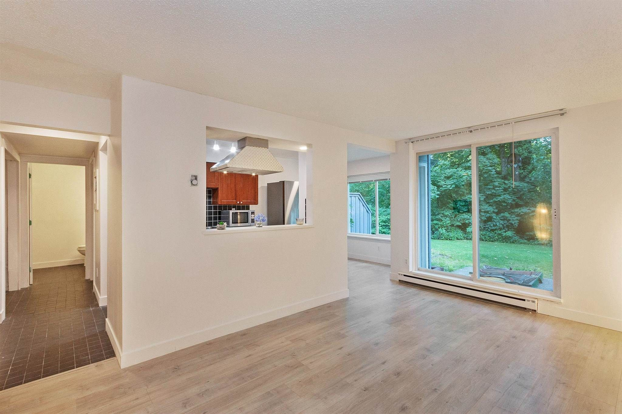 Main Photo: 8236 AMBERWOOD Place in Burnaby: Forest Hills BN Townhouse for sale (Burnaby North)  : MLS®# R2601543