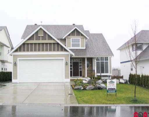 Main Photo: 3661 HERITAGE DR in Abbotsford: Abbotsford West House for sale : MLS®# F2602780