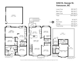Photo 38: 6450 ST. GEORGE Street in Vancouver: Fraser VE House for sale (Vancouver East)  : MLS®# R2625501
