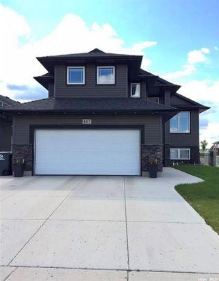 Photo 1: 443 Langlois Way in Saskatoon: Stonebridge Residential for sale : MLS®# SK869867