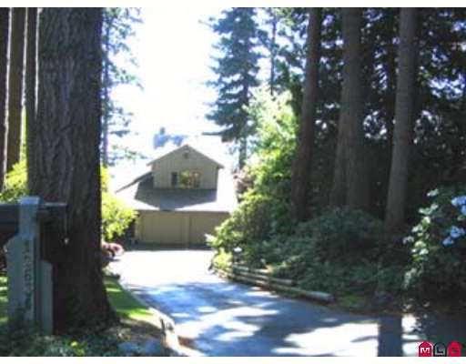 "Main Photo: 12636 STATION PL in Surrey: Panorama Ridge House for sale in ""PANORAMA RIDGE"" : MLS®# F2616401"
