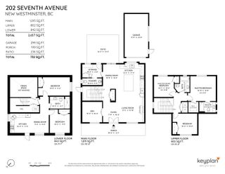 Photo 39: 202 SEVENTH Avenue in New Westminster: GlenBrooke North House for sale : MLS®# R2611120