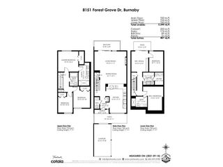 """Photo 40: 8151 FOREST GROVE Drive in Burnaby: Forest Hills BN Townhouse for sale in """"WEMBLEY ESTATES"""" (Burnaby North)  : MLS®# R2618074"""