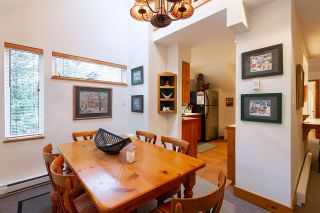 "Photo 3: 13 2544 SNOWRIDGE Crescent in Whistler: Nordic Townhouse for sale in ""SNOWRIDGE"" : MLS®# R2420372"