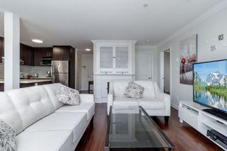 """Photo 6: 206 15775 CROYDON Drive in Surrey: Grandview Surrey Condo for sale in """"MORGAN CROSSING-CENTRAL BUILDING"""" (South Surrey White Rock)  : MLS®# R2380785"""