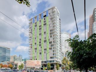 Photo 2: 804 999 SEYMOUR Street in Vancouver: Downtown VW Condo for sale (Vancouver West)  : MLS®# R2617877