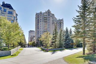 Photo 44: 602 200 LA CAILLE Place SW in Calgary: Eau Claire Apartment for sale : MLS®# C4261188