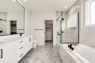 Photo 27: 7446 COLONEL MEWBURN Road in Edmonton: Zone 27 House for sale : MLS®# E4233068