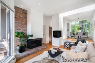 """Photo 4: 1718 MACDONALD Street in Vancouver: Kitsilano Townhouse for sale in """"Cherry West"""" (Vancouver West)  : MLS®# R2602789"""