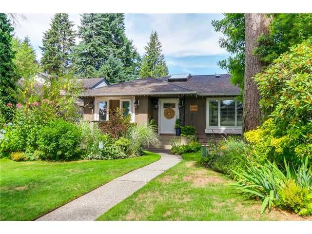 """Main Photo: 1134 CORTELL Street in North Vancouver: Pemberton Heights House for sale in """"Pemberton Heights"""" : MLS®# V1079147"""