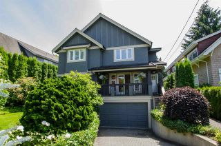 Photo 1:  in Vancouver: Kitsilano 1/2 Duplex for sale (Vancouver West)  : MLS®# R2467366