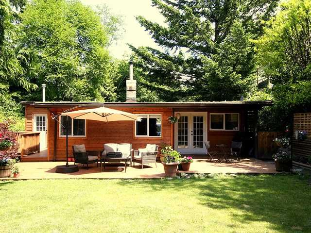 Main Photo: 6472 MARINE Drive in West Vancouver: Horseshoe Bay WV House for sale : MLS®# V910123