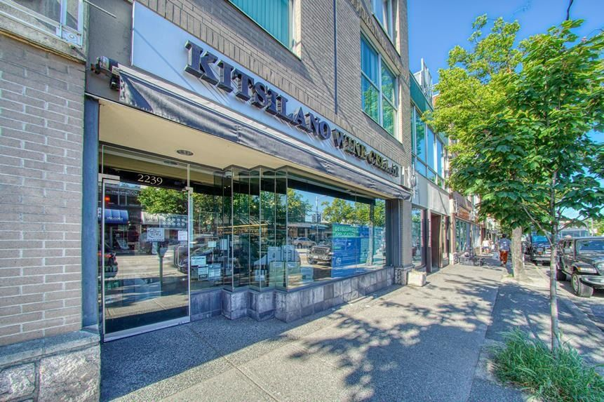 Main Photo: 2239 W 4TH Avenue in Vancouver: Kitsilano Retail for sale (Vancouver West)  : MLS®# C8039467