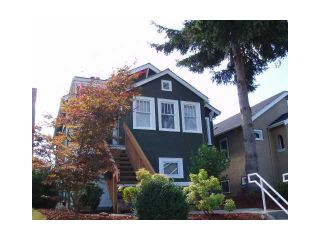 """Photo 1: 434 W 19TH AV in Vancouver: Cambie House for sale in """"Cambie Village"""" (Vancouver West)  : MLS®# V1049509"""