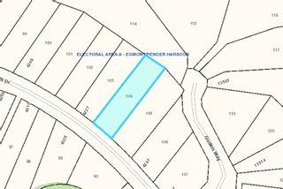 "Photo 8: Lot 104 JOHNSTON HEIGHTS Drive in Pender Harbour: Pender Harbour Egmont Land for sale in ""Daniel Point"" (Sunshine Coast)  : MLS®# R2339002"
