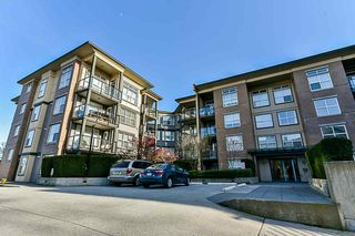 Photo 3: 327 10707 139 Street in Surrey: Whalley Condo for sale (North Surrey)  : MLS®# R2260686