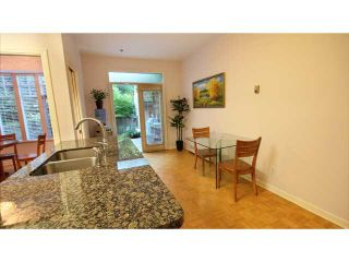 "Photo 5: # 53 5880 HAMPTON PL in Vancouver: University VW Townhouse for sale in ""THAMES COURT"" (Vancouver West)  : MLS®# V1029520"