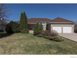 Photo 1: 133 GORDON EDWARD Crescent in East St Paul: Birdshill Area Residential for sale (North East Winnipeg)  : MLS®# 1611158