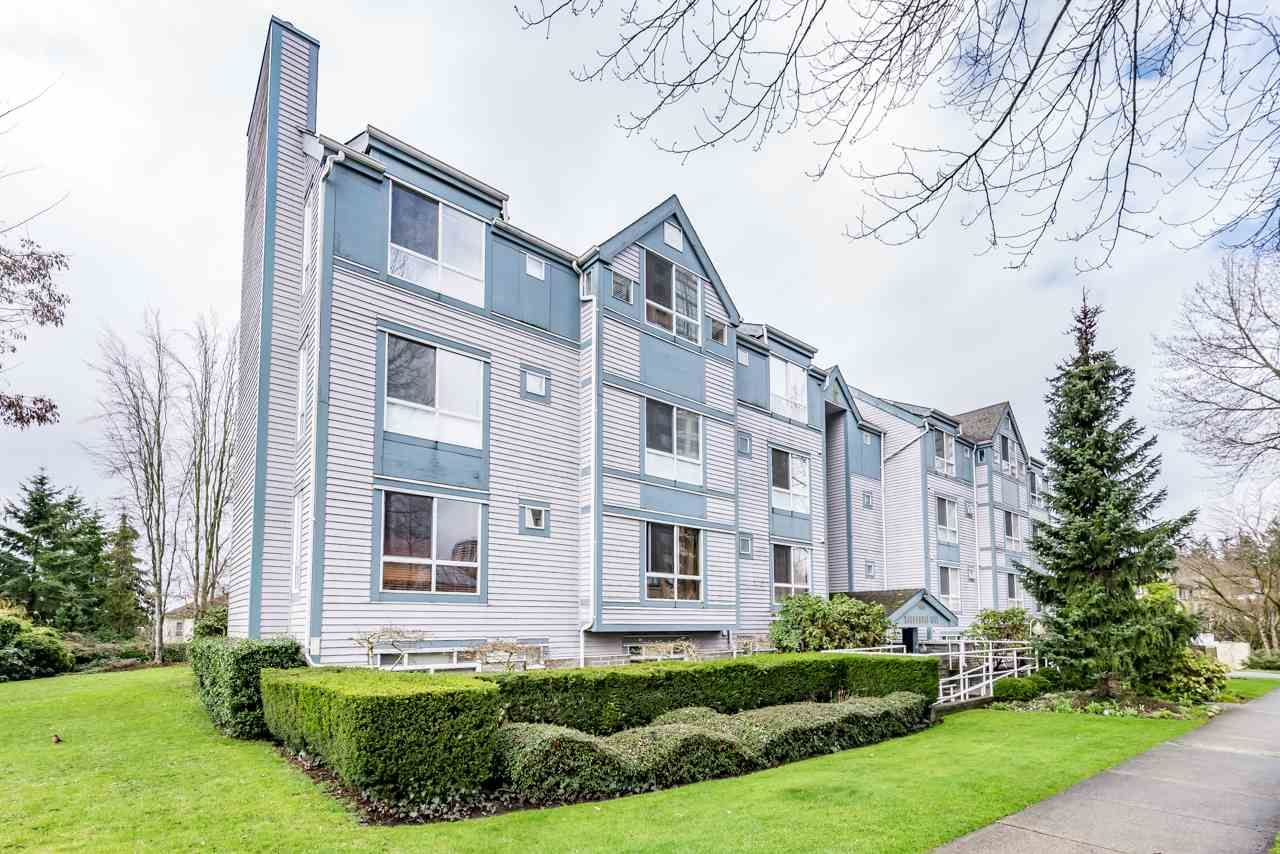 Main Photo: 203 7465 SANDBORNE Avenue in Burnaby: South Slope Condo for sale (Burnaby South)  : MLS®# R2188768