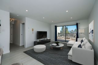 """Photo 2: 123 1202 LONDON Street in New Westminster: West End NW Condo for sale in """"LONDON PLACE"""" : MLS®# R2581283"""