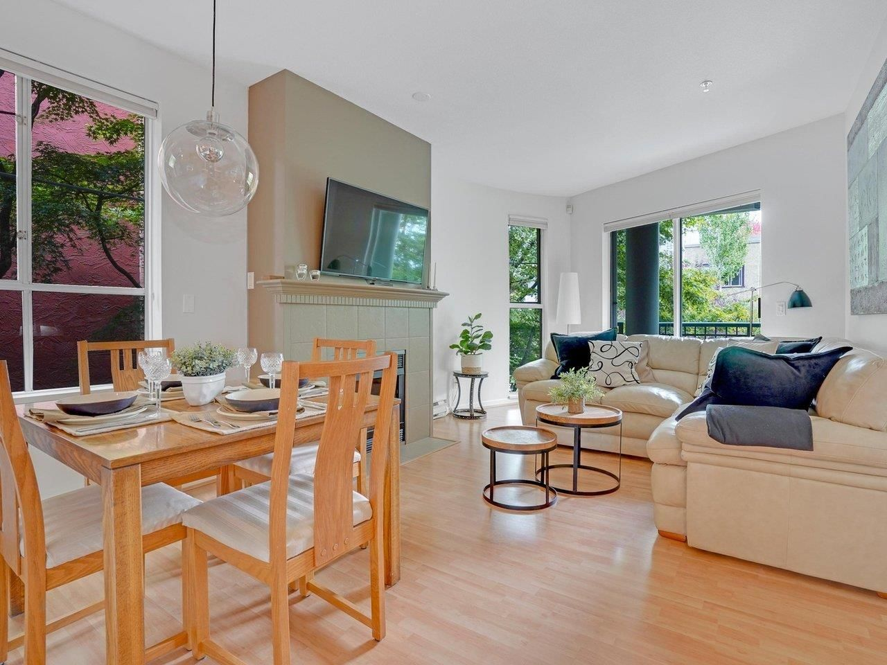 """Main Photo: 209 1928 NELSON Street in Vancouver: West End VW Condo for sale in """"Westpark House"""" (Vancouver West)  : MLS®# R2625664"""