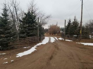 Photo 1: 57518 RGE RD 233: Rural Sturgeon County House for sale : MLS®# E4235337