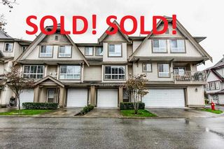 Photo 1: 30 12738 66 AVENUE in Surrey: West Newton Townhouse for sale : MLS®# R2325051