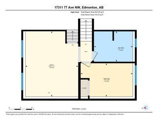 Photo 49: 17311 77 Avenue in Edmonton: Zone 20 House for sale : MLS®# E4255774