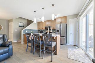 Photo 5: 3809 CHRUSTAWKA Place in Edmonton: Zone 55 House Half Duplex for sale : MLS®# E4265475