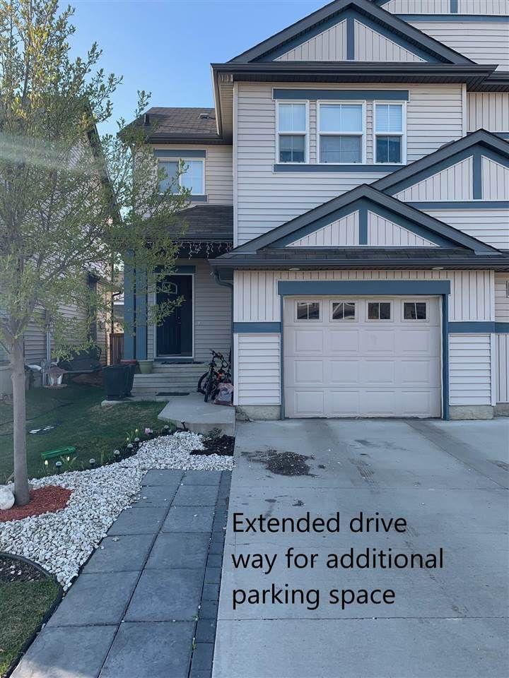 Main Photo: 5506 14 Avenue in Edmonton: Zone 53 House Half Duplex for sale : MLS®# E4244915