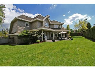 Photo 18: 15808 SOMERSET PL in Surrey: Morgan Creek House for sale (South Surrey White Rock)  : MLS®# F1440495