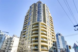 "Main Photo: 802 789 DRAKE Street in Vancouver: Downtown VW Condo for sale in ""Century Tower"" (Vancouver West)  : MLS®# R2579106"