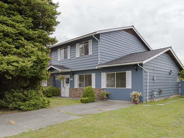 Main Photo: 3560 BLUNDELL ROAD in : Seafair 1/2 Duplex for sale : MLS®# V1072620