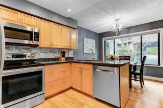 """Photo 3: 837 FREDERICK Road in North Vancouver: Lynn Valley Townhouse for sale in """"Laura Lynn"""" : MLS®# R2547628"""