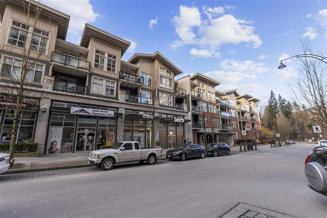 "Main Photo: 214 101 MORRISSEY Road in Port Moody: Port Moody Centre Condo for sale in ""SUTER BROOK"" : MLS®# R2539612"