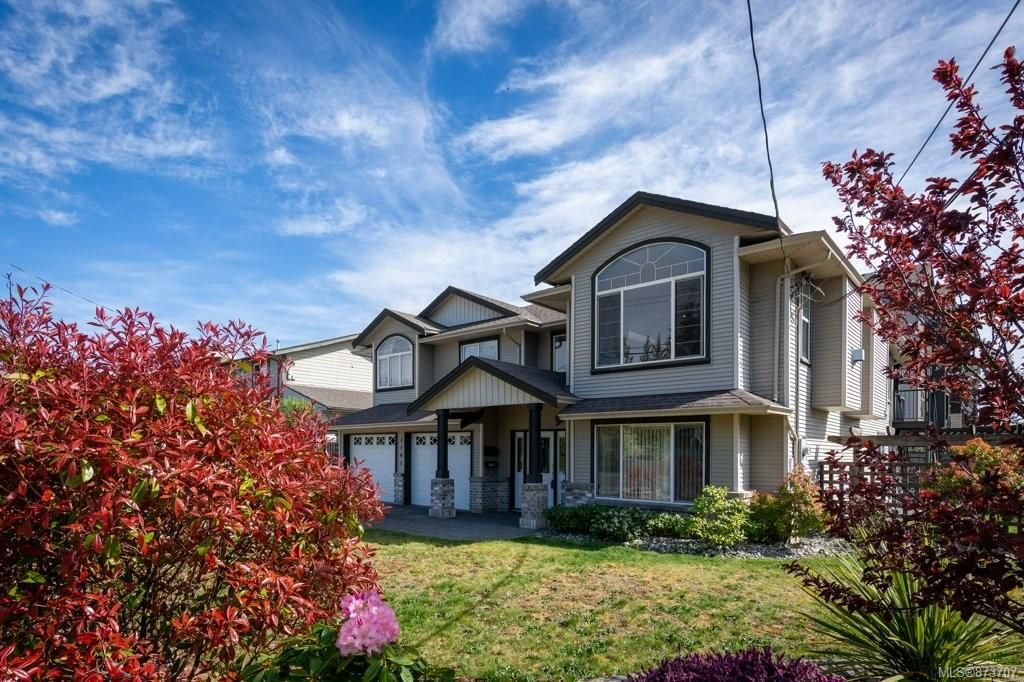 Main Photo: 2161 Meredith Rd in : Na Central Nanaimo House for sale (Nanaimo)  : MLS®# 873707