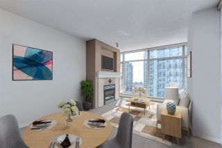 "Photo 1: 801 198 AQUARIUS Mews in Vancouver: Yaletown Condo for sale in ""Aquarius II."" (Vancouver West)  : MLS®# R2575531"