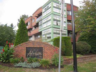 """Photo 1: 111 12025 207A Street in Maple Ridge: Northwest Maple Ridge Condo for sale in """"THE ATRIUM"""" : MLS®# R2403331"""